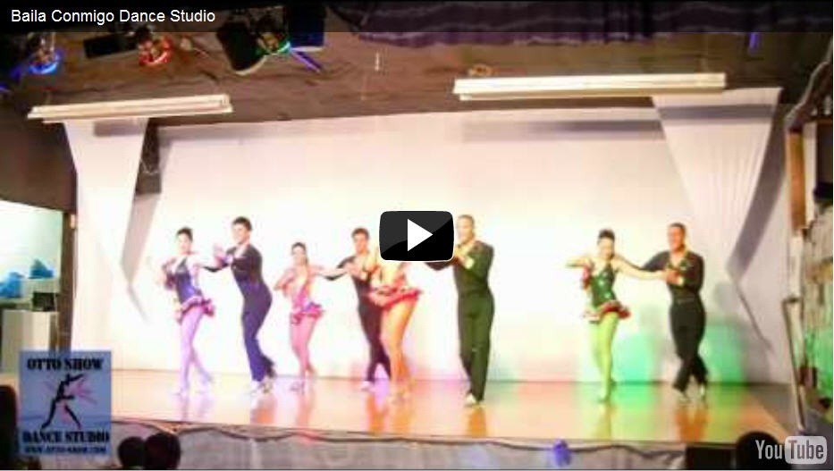 Baila Conmigo Dance Studio :: Tel:(201) 923-4689 , 6009 Bergenline Ave. West New York, NJ 07093